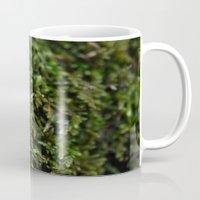 moss Mugs featuring Moss by Best Light Images