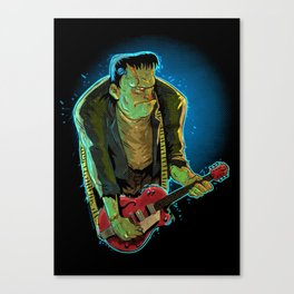 Riffenstein Canvas Print