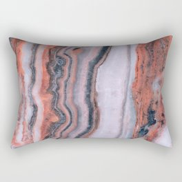 Agate III Rectangular Pillow