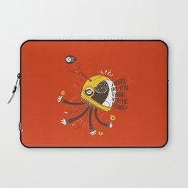ordered world Laptop Sleeve