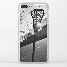 Laxin it up Clear iPhone Case