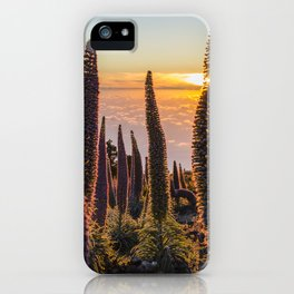 La Palma sunset iPhone Case