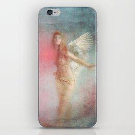 WHERE THE HEART GOES ... iPhone Skin