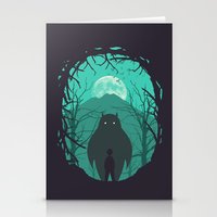 scary Stationery Cards featuring Scary Monsters and Nice Sprites by filiskun