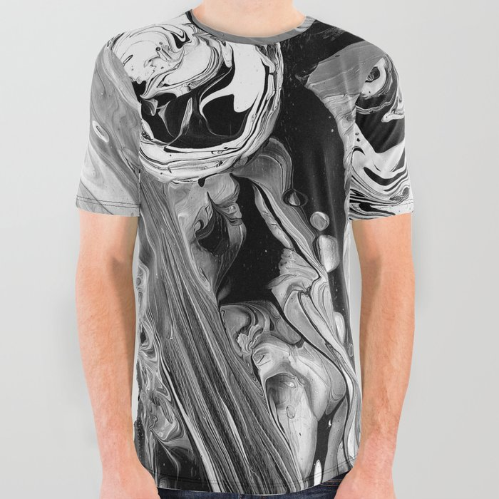 Twin_Planets_All_Over_Graphic_Tee_by_Jean_Marie__Large