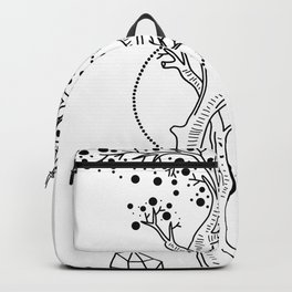 Tree of Life Sign Backpack