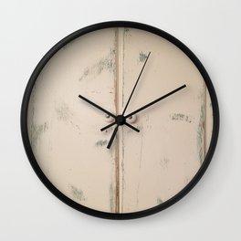 Shabby Chic, Cabinet Doors, Doors Wall Clock