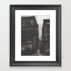 An Evening in Whitechapel II Framed Art Print