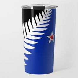 NZ flag (that nearly made it) 2016 Travel Mug