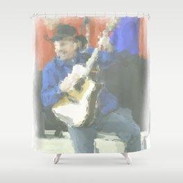 Garth Shower Curtain