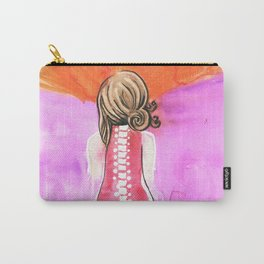 Back Bone Carry-All Pouch