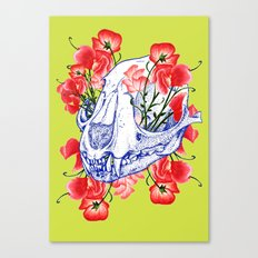Deathvslife5 Canvas Print