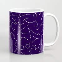 astrology Mugs featuring Astrology by Dani Aviles