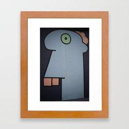 ESG001 Framed Art Print