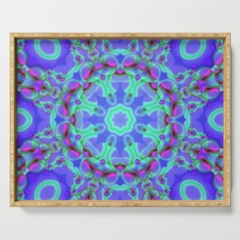 Psychedelic Visions G34 Serving Tray
