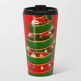 Twistmas Tree Travel Mug