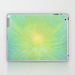 Radiance in Greens Laptop & iPad Skin