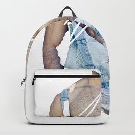 OVERALL HANDSOME BY ROBERT DALLAS Backpack