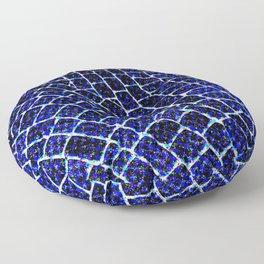 Blue Brick Road Floor Pillow