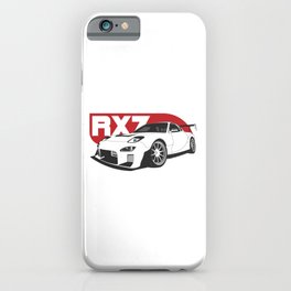 RX7 FD iPhone Case