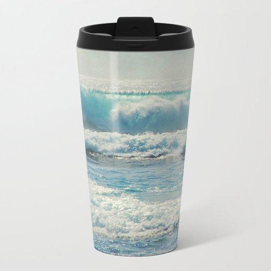 SURF-ACING Metal Travel Mug