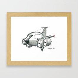 KC-135 by R. Reed Framed Art Print