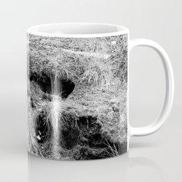 black to blacker Coffee Mug