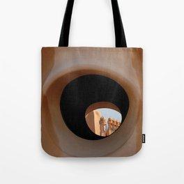 Gaudi Series - Casa Milà No. 2 Tote Bag