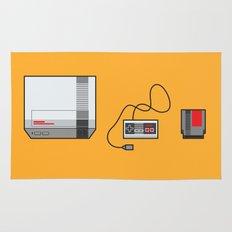 #38 Nintendo Entertainment System Rug