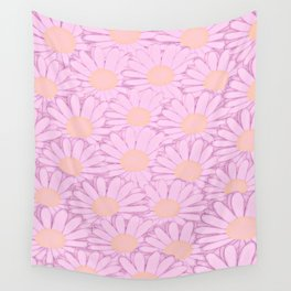 Flower 105 Wall Tapestry