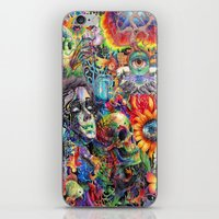 trip iPhone & iPod Skins featuring TriP by Kyleee