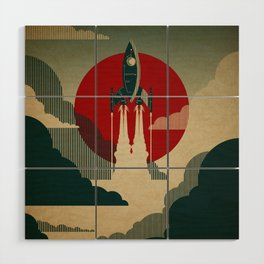 The Voyage Wood Wall Art