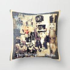 The Nutcracker Suite Throw Pillow