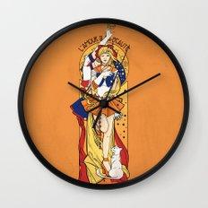 Her Codename - Sailor Venus nouveau Wall Clock