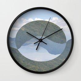 Slice of Paradise Wall Clock