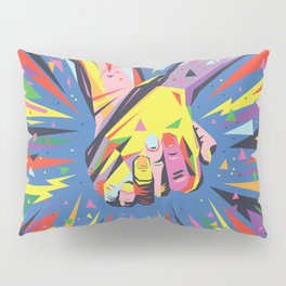 Band Together - Pride Pillow Sham
