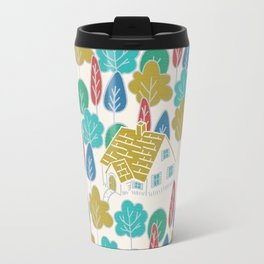 Happy Hermit Travel Mug