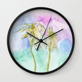 Little Pieces of Dust Wall Clock