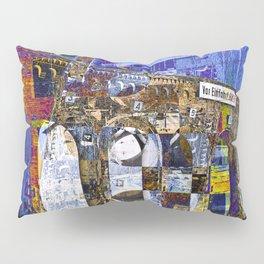 City Sound of Berlin Pillow Sham