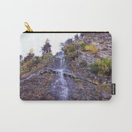 Tiny Waterfall Carry-All Pouch