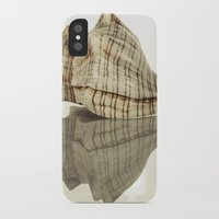 seashell iPhone & iPod Cases featuring Seashell by Patrik Lovrin Photography