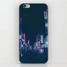 Seoul Nights iPhone Skin