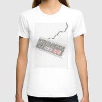 code T-shirts featuring Konami Code by Robotic Ewe