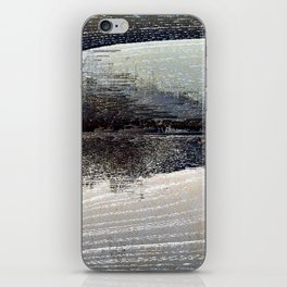obliterated waveform iPhone Skin