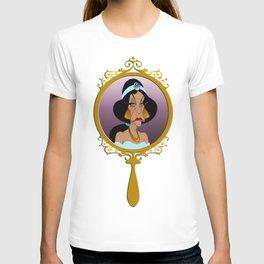 Jafar in Jasmine drag T-shirt