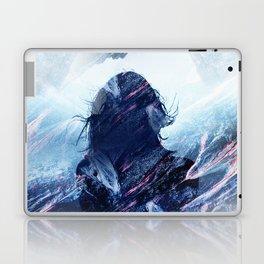 Magma Girl Laptop & iPad Skin