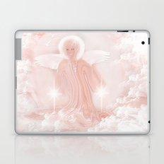 JANUARY ANGEL OF LOVE Laptop & iPad Skin