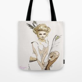 For The Love Of Pink Tote Bag