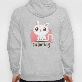 Caturday Hoody