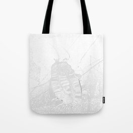 Heart in peace Tote Bag